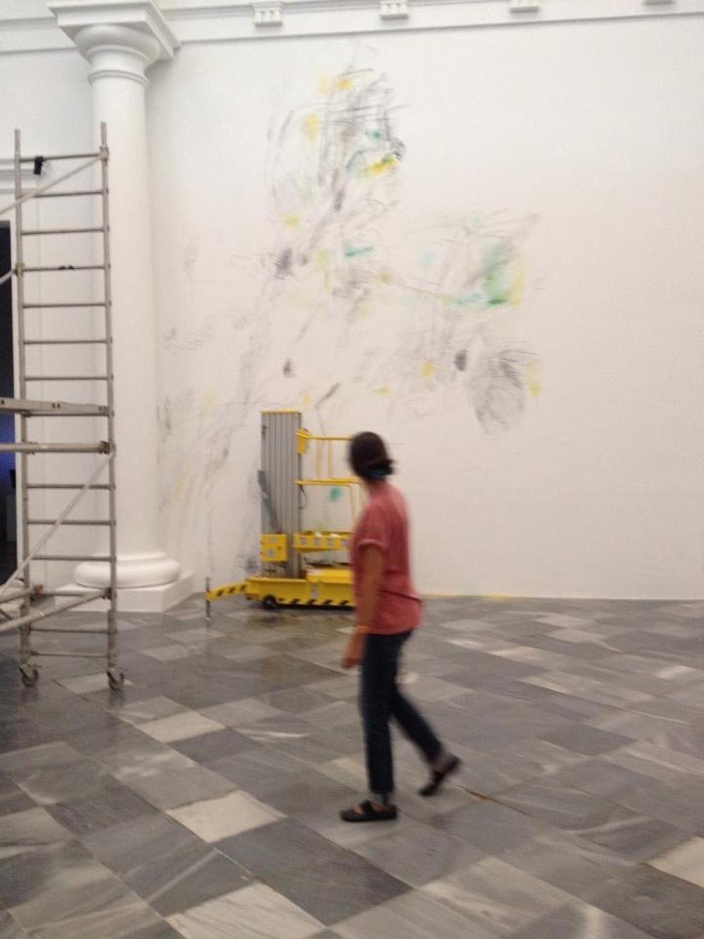 Exposición en Farreres, Valencia